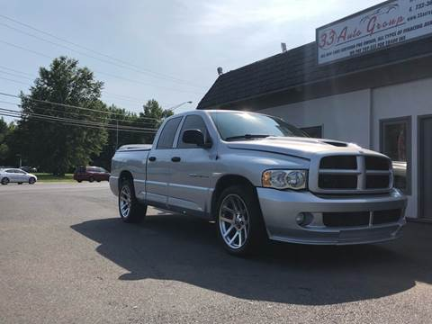 Srt10 For Sale >> 2005 Dodge Ram Pickup 1500 Srt 10 For Sale In Tinton Falls Nj