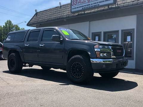 2012 GMC Canyon for sale in Tinton Falls, NJ
