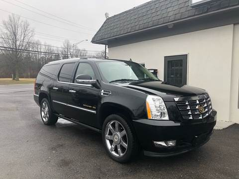 2012 Cadillac Escalade ESV Luxury for sale at 33 Auto Group in Tinton Falls NJ