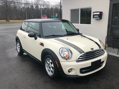 2012 MINI Cooper Hardtop for sale at 33 Auto Group in Tinton Falls NJ