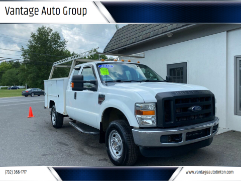2010 Ford F-350 Super Duty for sale at Vantage Auto Group in Tinton Falls NJ