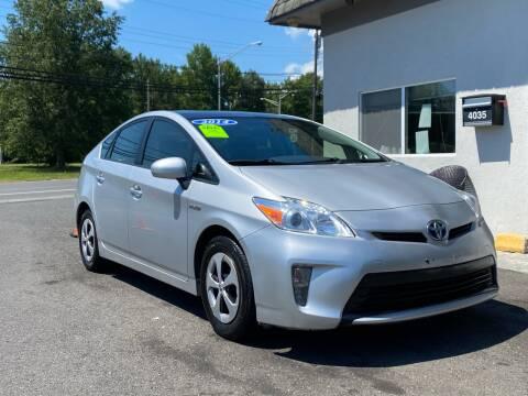 2014 Toyota Prius for sale at Vantage Auto Group in Tinton Falls NJ