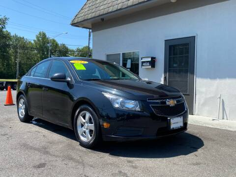 2012 Chevrolet Cruze for sale at Vantage Auto Group in Tinton Falls NJ
