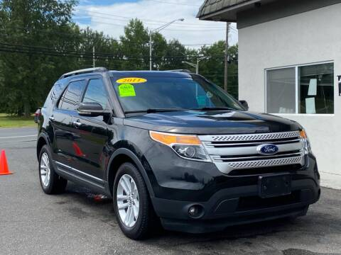 2011 Ford Explorer for sale at Vantage Auto Group in Tinton Falls NJ