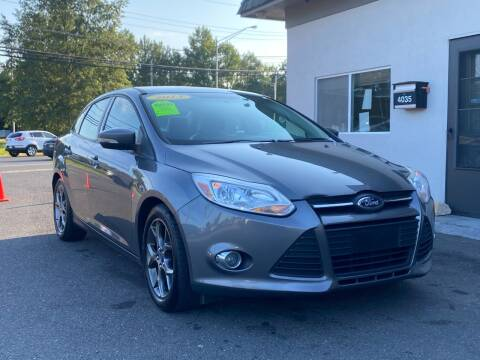2013 Ford Focus for sale at Vantage Auto Group in Tinton Falls NJ