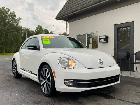 2012 Volkswagen Beetle for sale at Vantage Auto Group in Tinton Falls NJ