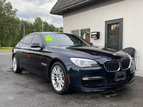 2014 BMW 7 Series for sale at Vantage Auto Group in Tinton Falls NJ
