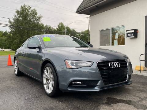 2014 Audi A5 for sale at Vantage Auto Group in Tinton Falls NJ