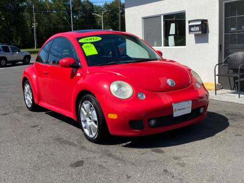 2002 Volkswagen New Beetle for sale at Vantage Auto Group in Tinton Falls NJ