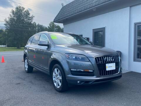 2012 Audi Q7 for sale at Vantage Auto Group in Tinton Falls NJ