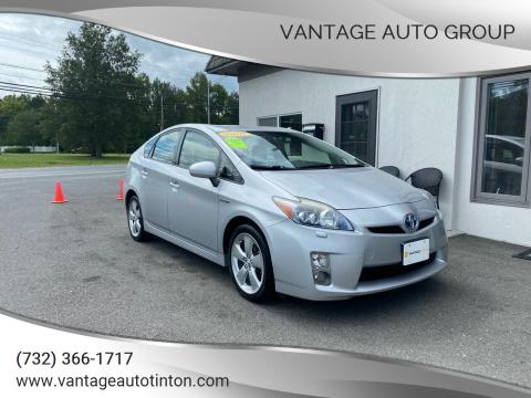 2010 Toyota Prius for sale at Vantage Auto Group in Tinton Falls NJ