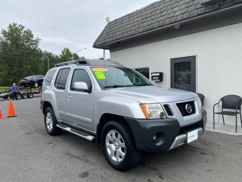 2010 Nissan Xterra for sale at Vantage Auto Group in Tinton Falls NJ