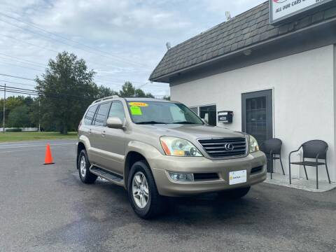 2003 Lexus GX 470 for sale at Vantage Auto Group in Tinton Falls NJ