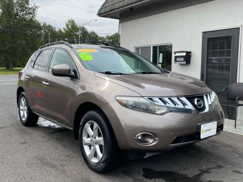 2010 Nissan Murano for sale at Vantage Auto Group in Tinton Falls NJ