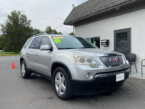 2007 GMC Acadia for sale at Vantage Auto Group in Tinton Falls NJ