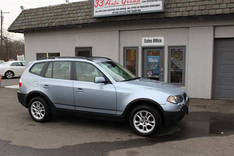 2004 BMW X3 for sale in Tinton Falls, NJ