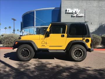 2004 Jeep Wrangler for sale in Gilbert, AZ