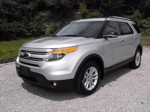 2015 Ford Explorer for sale in Livingston, TN