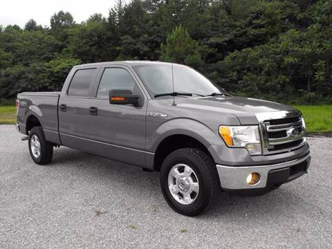 2014 Ford F-150 for sale in Livingston, TN