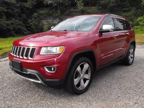 2014 Jeep Grand Cherokee for sale in Livingston, TN