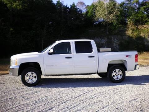 2012 Chevrolet Silverado 1500 for sale in Livingston, TN