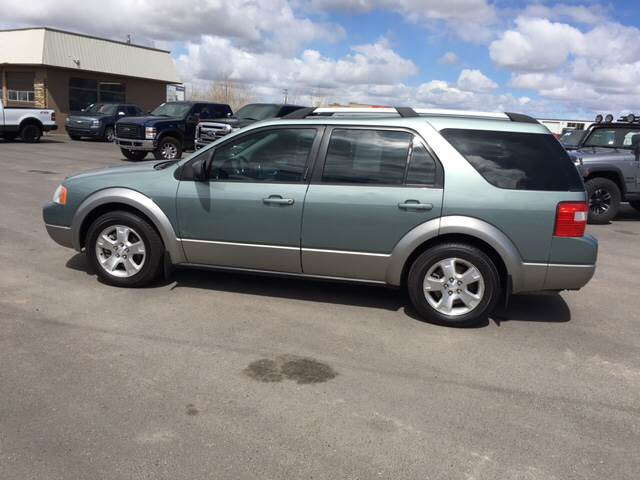 2006 Ford Freestyle Sel In Twin Falls Id Ruby Mountain Motorsrhrubymountainmotors: Ford Freestyle Spare Tire Location At Elf-jo.com