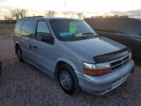1994 Dodge Caravan for sale at Best Car Sales in Rapid City SD