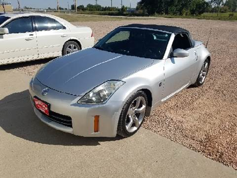2006 Nissan 350Z for sale at Best Car Sales in Rapid City SD