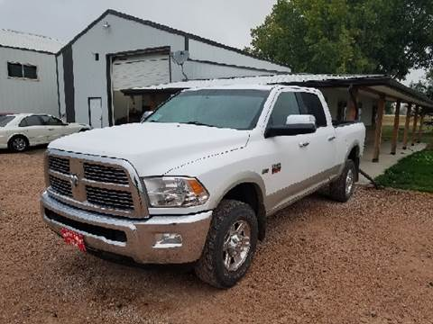 2010 Dodge Ram Pickup 2500 for sale at Best Car Sales in Rapid City SD