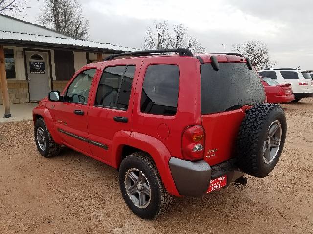 Liberty Jeep Rapid City >> 2004 Jeep Liberty Rocky Mountain 4wd 4dr Suv In Rapid City