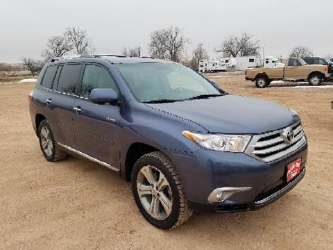 2011 Toyota Highlander for sale at Best Car Sales in Rapid City SD