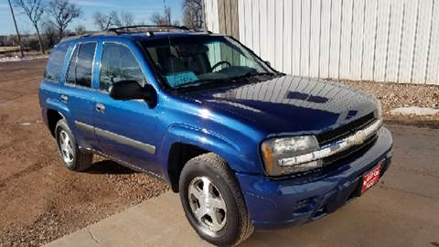 2005 Chevrolet TrailBlazer for sale at Best Car Sales in Rapid City SD