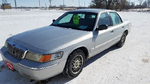 2001 Mercury Grand Marquis for sale at Best Car Sales in Rapid City SD