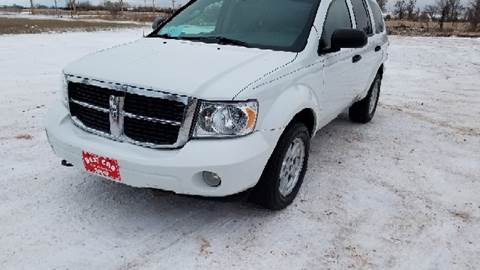 2008 Dodge Durango for sale at Best Car Sales in Rapid City SD