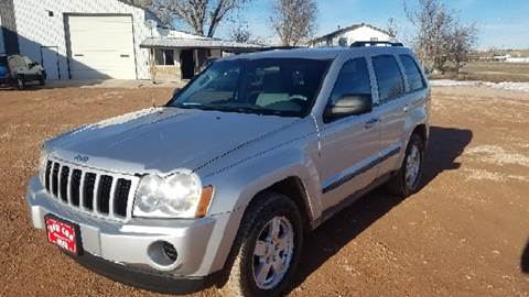 2007 Jeep Grand Cherokee for sale at Best Car Sales in Rapid City SD