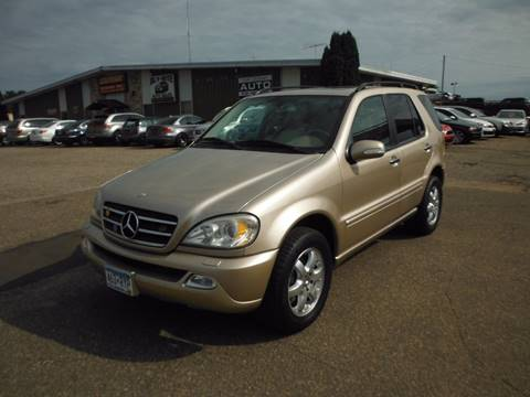 2002 Mercedes-Benz M-Class for sale in Shakopee, MN
