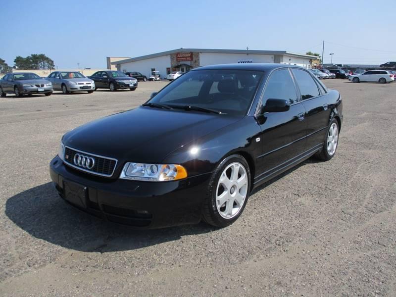 Audi S Quattro In Shakopee MN Will Dicker Auto Sales - 2001 audi
