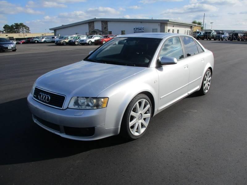 Audi A T Quattro In Shakopee MN Will Dicker Auto Sales - Audi a4 2005 for sale