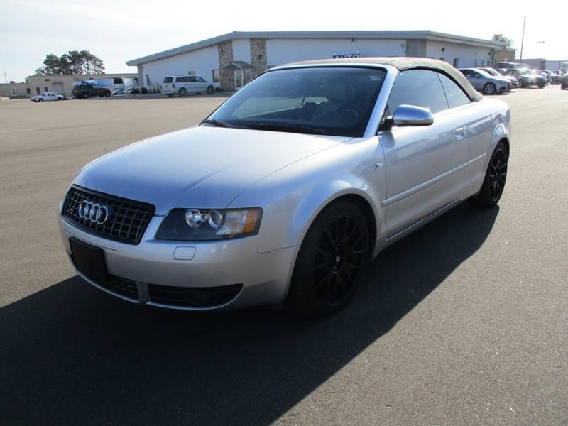 2005 Audi S4 for sale at Will Dicker Auto Sales in Shakopee MN
