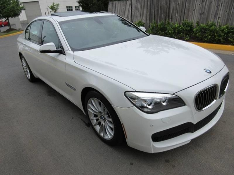 2013 BMW 7 Series for sale at Super Bee Auto in Chantilly VA