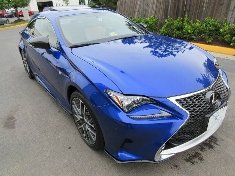 2015 Lexus RC 350 for sale at Super Bee Auto in Chantilly VA
