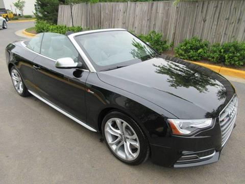 2014 Audi S5 for sale in Chantilly, VA