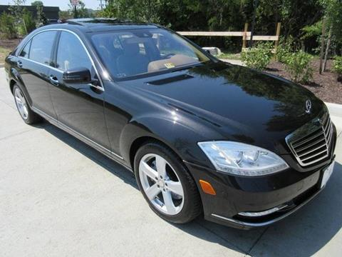 2011 Mercedes-Benz S-Class for sale in Chantilly, VA