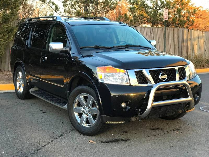 2012 Nissan Armada For Sale At Super Bee Auto In Chantilly VA