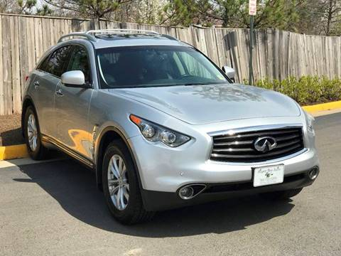 2012 infiniti fx35 for sale in scappoose, or - carsforsale®
