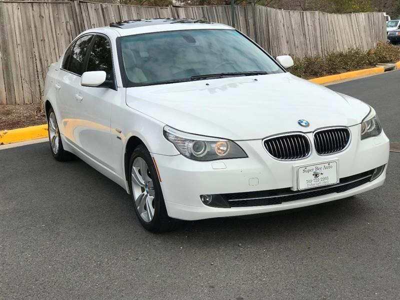 2009 BMW 5 Series For Sale At Super Bee Auto In Chantilly VA