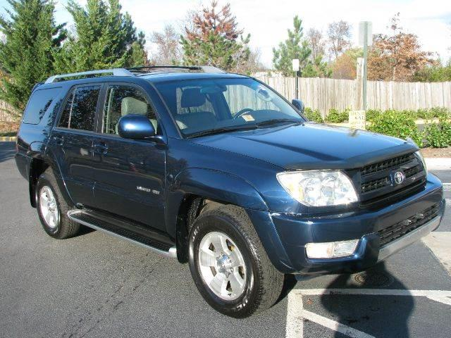 2003 Toyota 4Runner For Sale At Super Bee Auto In Chantilly VA