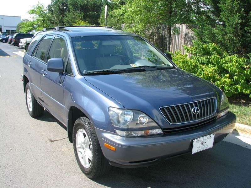 2000 Lexus RX 300 For Sale At Super Bee Auto In Chantilly VA