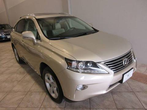 2014 Lexus RX 350 for sale at Super Bee Auto in Chantilly VA