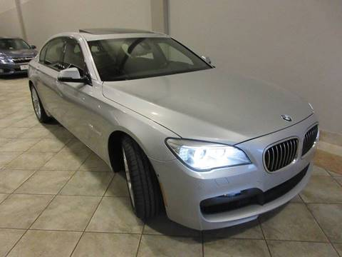 2014 BMW 7 Series for sale at Super Bee Auto in Chantilly VA